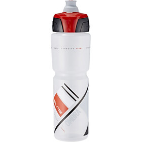 Elite Ombra Drinking Bottle 950ml transparent/red